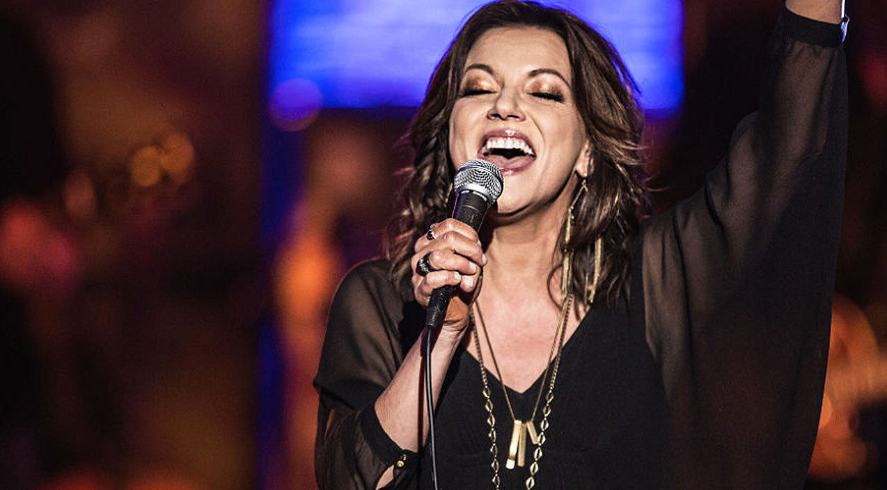 Modern country Songs | Martina McBride Goes Old School With Epic 'I Was Country When Country Wasn't Cool' | Country Music Videos
