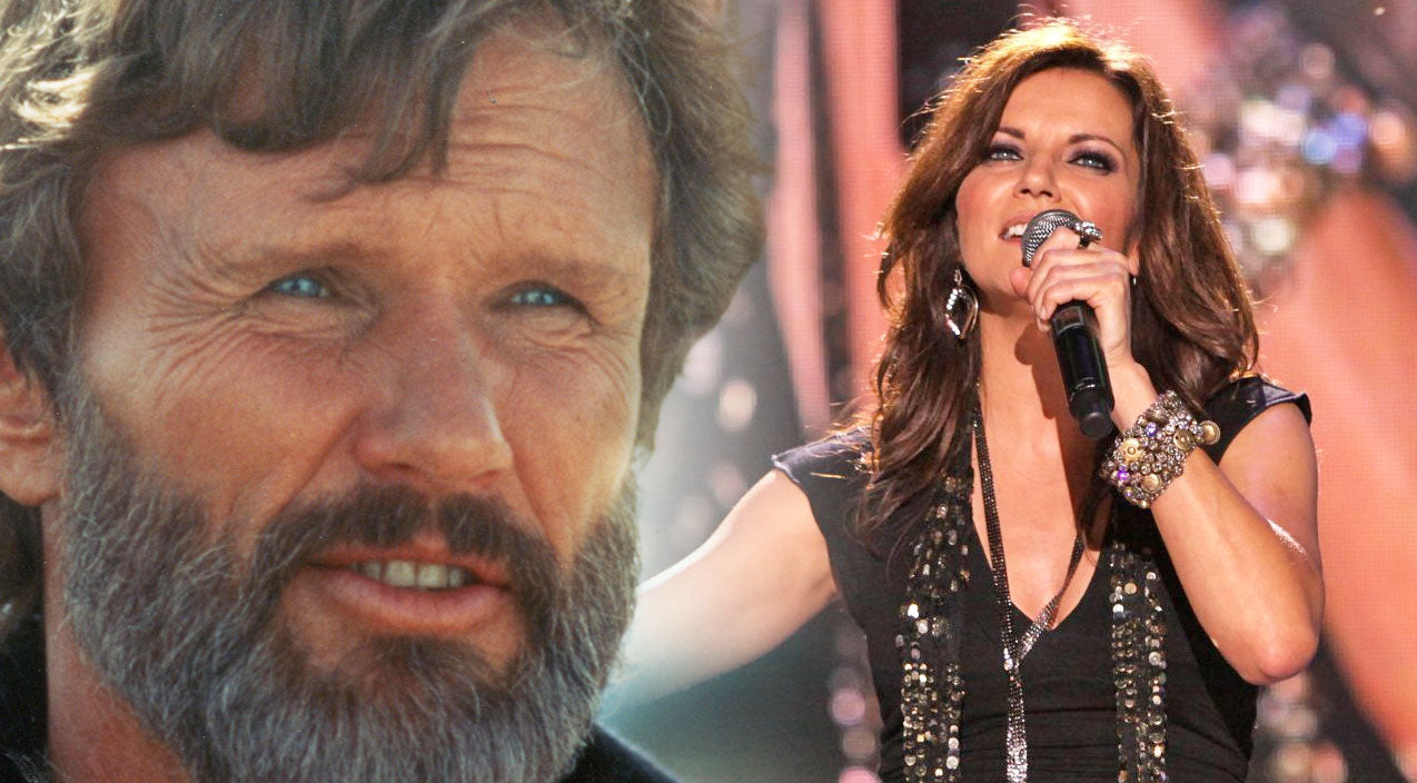 Martina mcbride Songs | Watch Martina McBride Dazzle With Kristofferson's 'Help Me Make it Through the Night' (WATCH) | Country Music Videos