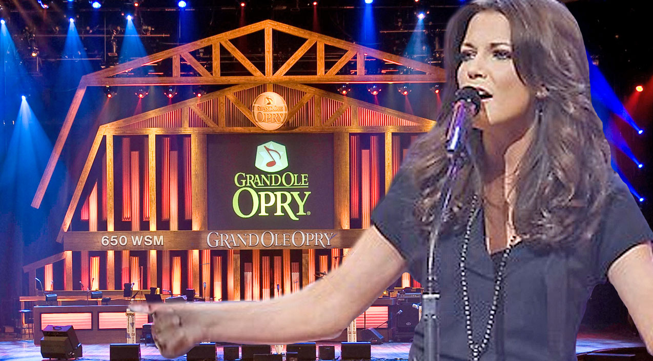 Martina mcbride Songs   Martina McBride Shares Grand Ole Opry Stage With Her Father (WATCH)   Country Music Videos