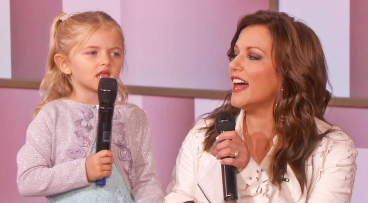 Martina mcbride Songs | Mom Battling Stage IV Cancer Receives Surprise Of a Lifetime- I'm In TEARS! | Country Music Videos