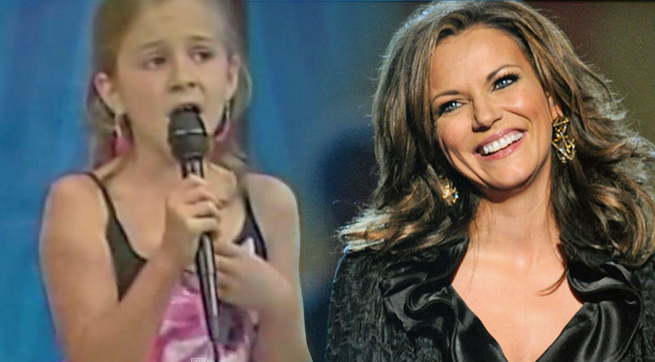 Patsy cline Songs | 8-Year-Old Girl Will Blow Y'all Away With Martina McBride's 'Ride' (WATCH) | Country Music Videos