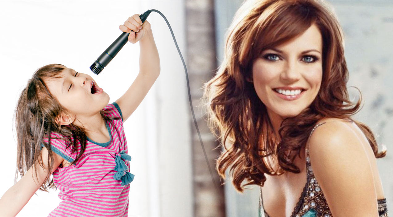 Martina mcbride Songs | Seven-Year-Old Martina McBride Sings Her Heart Out, And It's Amazing! (VIDEO) | Country Music Videos