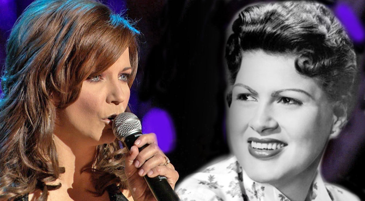 Tammy wynette Songs | Martina McBride Pays Tribute To Patsy Cline, Loretta Lynn, Tammy Wynette & More In Incredible Medley | Country Music Videos