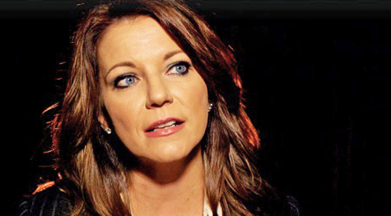 Martina mcbride Songs | Martina McBride Talks Domestic Violence And How 'Independence Day' Changed Lives | Country Music Videos