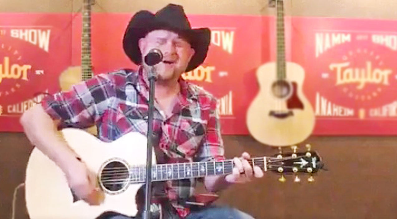 Modern country Songs | Country Singer Matt Farris Honors Skynyrd With Heartfelt 'Simple Man' Cover | Country Music Videos