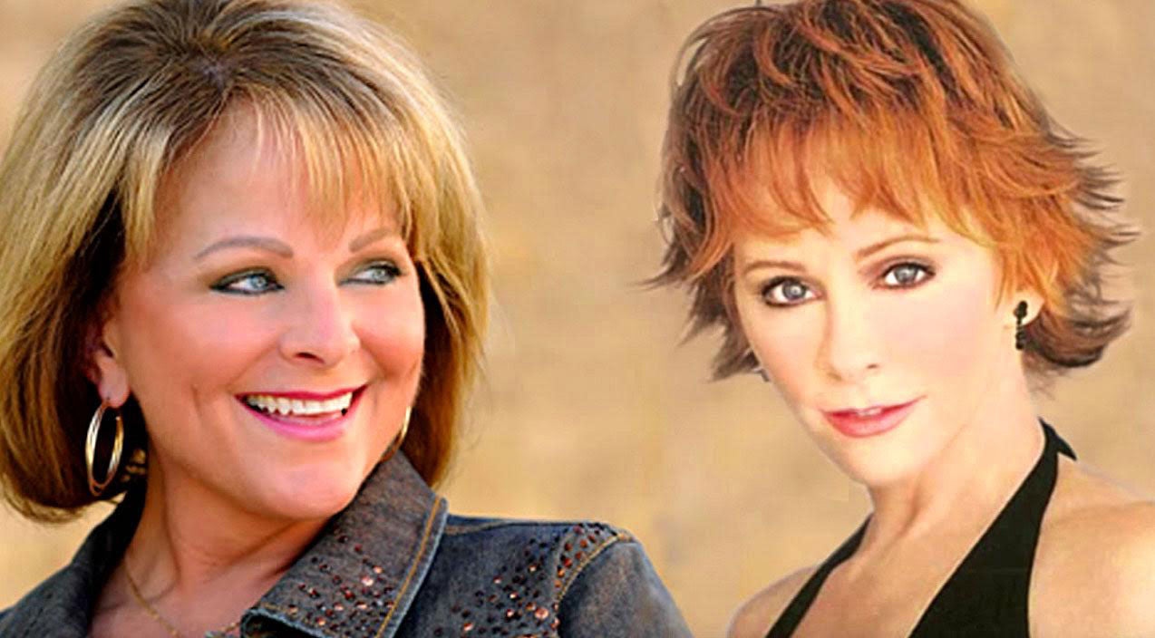 Reba mcentire Songs | Reba McEntire And Sister Give Angelic Performance Of Beautiful Gospel Hit | Country Music Videos