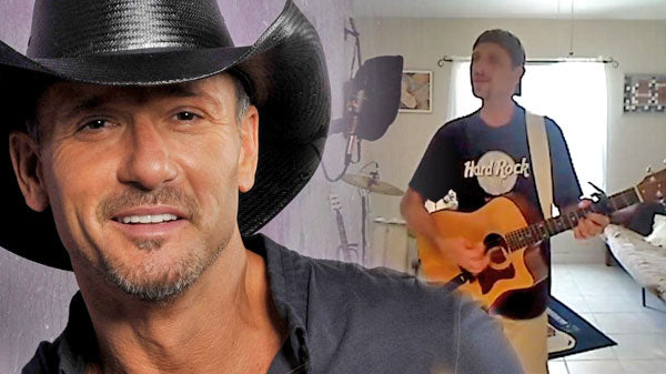 Tim mcgraw Songs | Kurt David Gott Covers Tim McGraw's