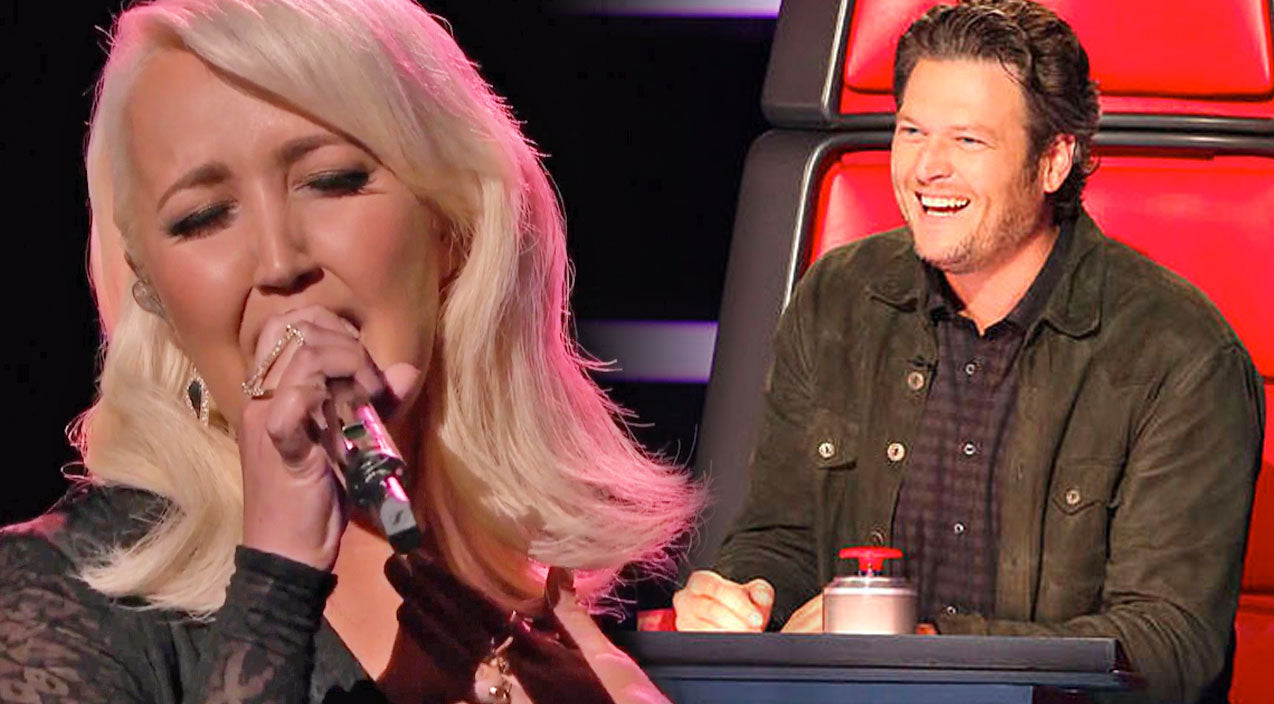 Little big town Songs | Meghan Linsey Delivers A Stunning Performance of Little Big Town's 'Girl Crush' on The Voice (WATCH) | Country Music Videos