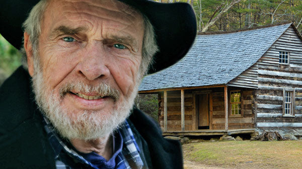Merle haggard Songs | Merle Haggard - A Cabin In The Hills (WATCH) | Country Music Videos