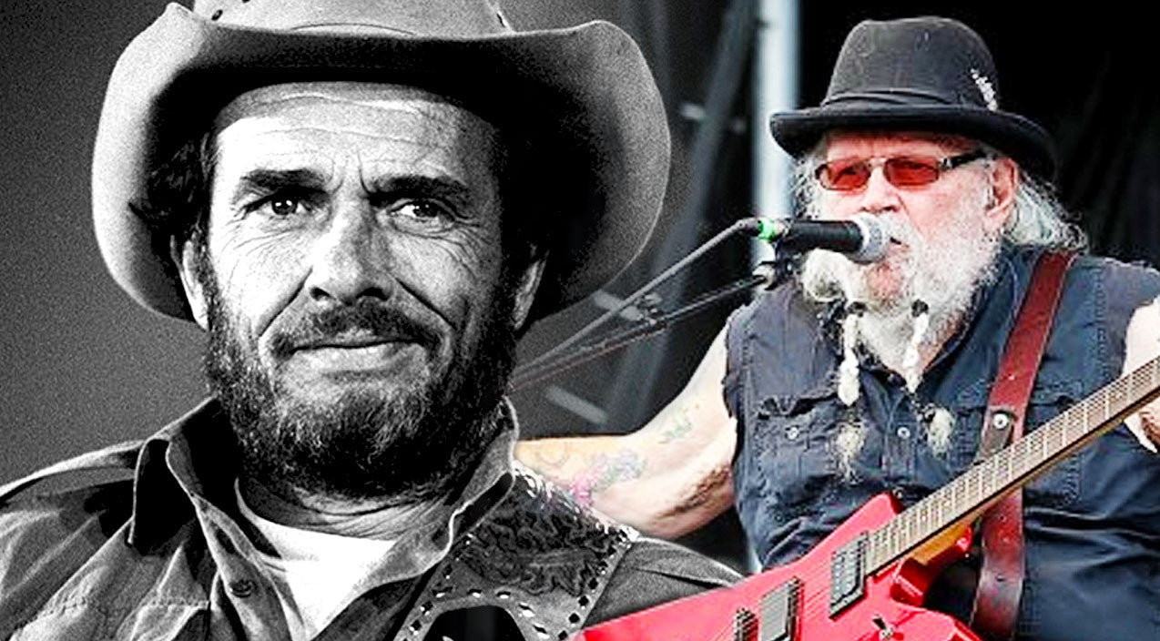 Outlaw country Songs   David Allan Coe Salutes Merle Haggard With Rowdy Rendition Of 'Mama Tried'   Country Music Videos