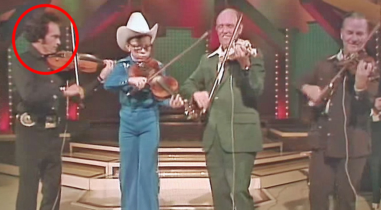 Merle haggard Songs | INCREDIBLE! Merle Haggard Steals The Show In Rare Fiddle Performance | Country Music Videos