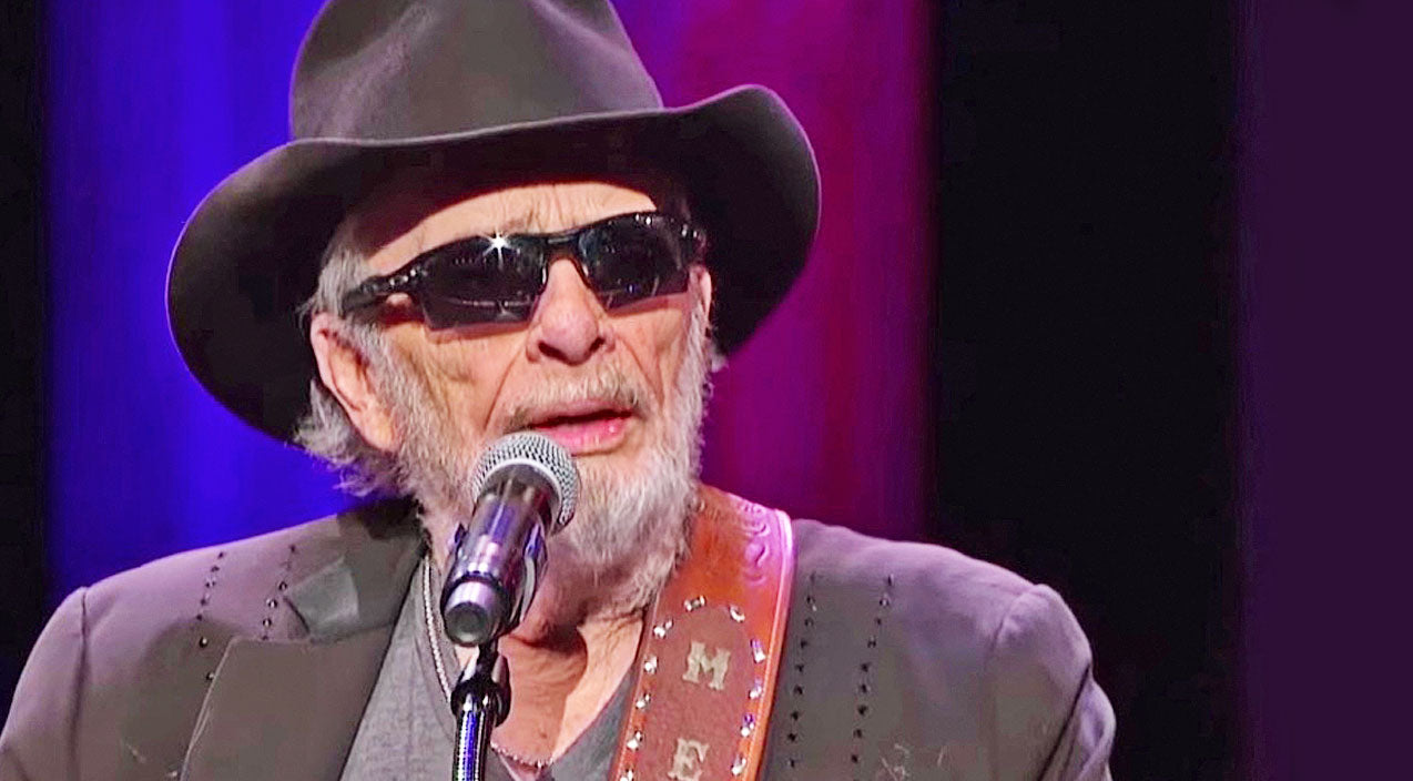 Merle haggard Songs | Merle Haggard's Final Opry Performance Of 'Silver Wings' Is An Emotional Masterpiece | Country Music Videos