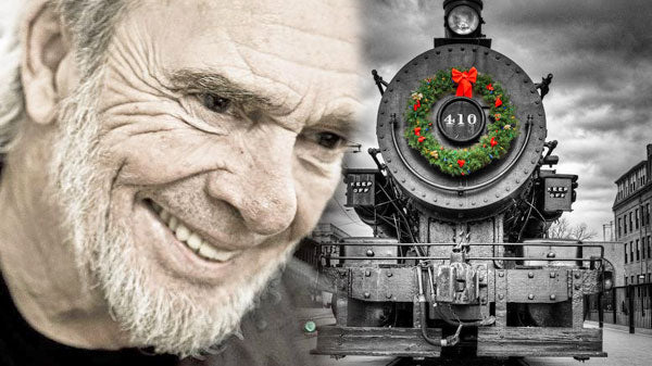 Merle haggard Songs | Merle Haggard - Goin' Home For Christmas (1982) (VIDEO) | Country Music Videos
