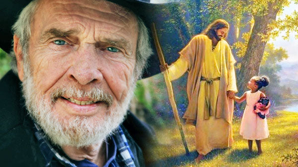 Merle haggard Songs | Merle Haggard - He Walks With Me (In The Garden) (WATCH) | Country Music Videos