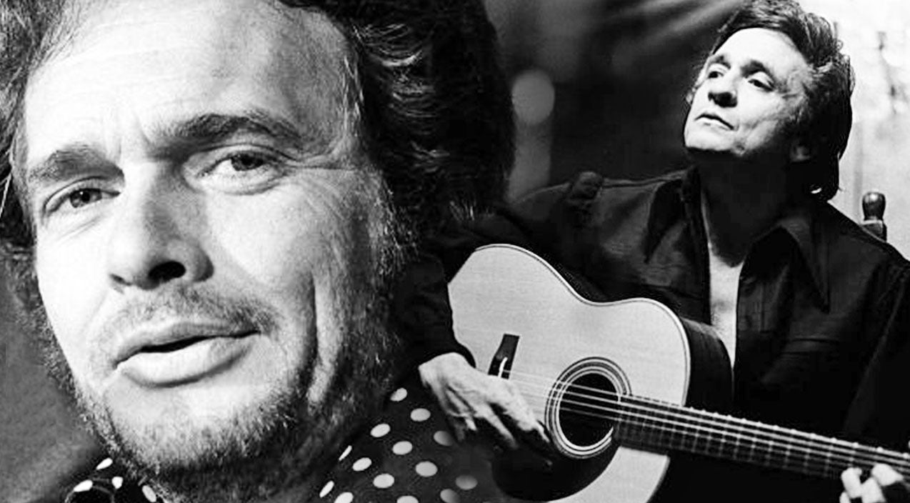 Merle haggard Songs | Johnny Cash's Effortless Cover Of 'Mama Tried' Will Stop You In Your Tracks | Country Music Videos