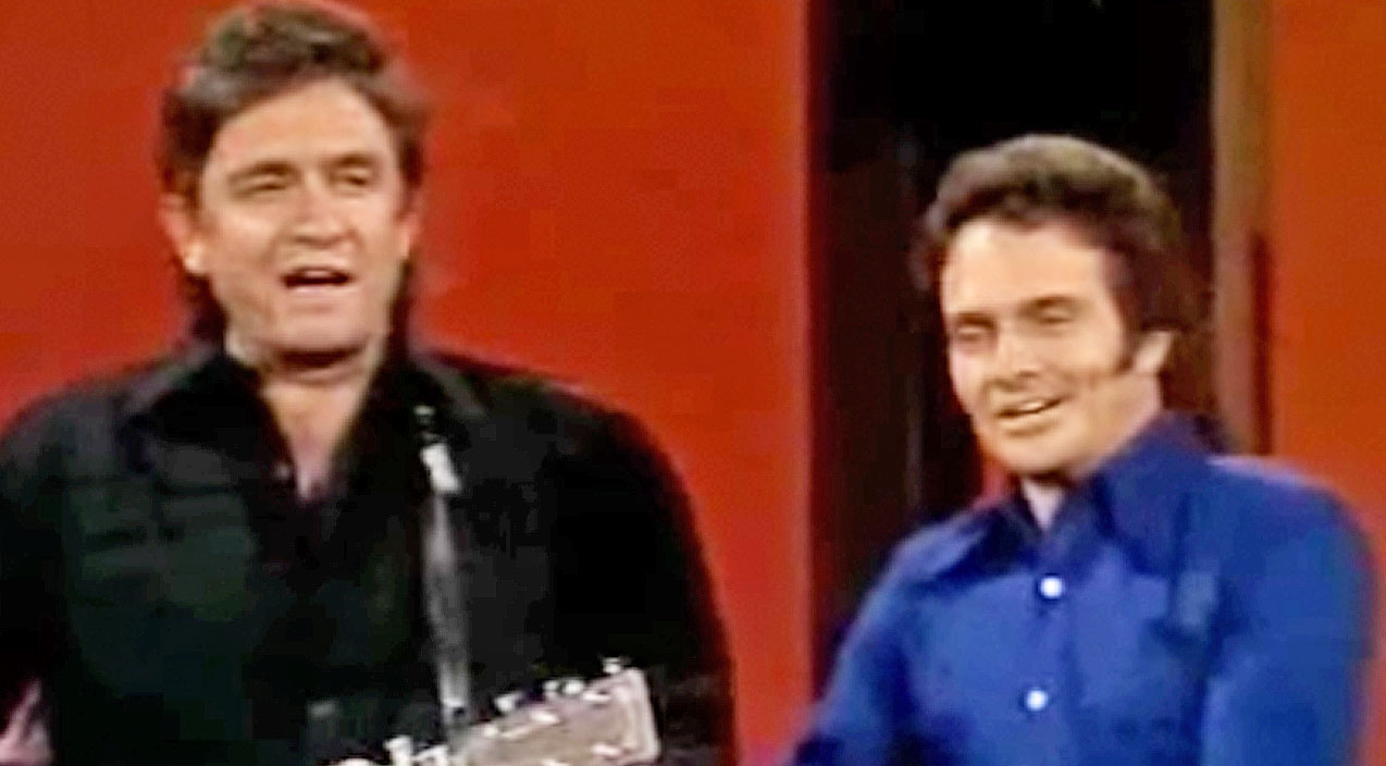 Merle haggard Songs | Merle Haggard Does Spot-On Impersonations Of Johnny Cash, Marty Robbins, And More | Country Music Videos