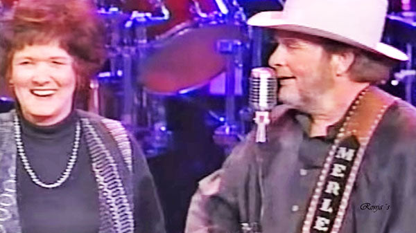 Merle haggard Songs | Merle Haggard and Bonnie Owens - Just Between the Two of Us | Country Music Videos