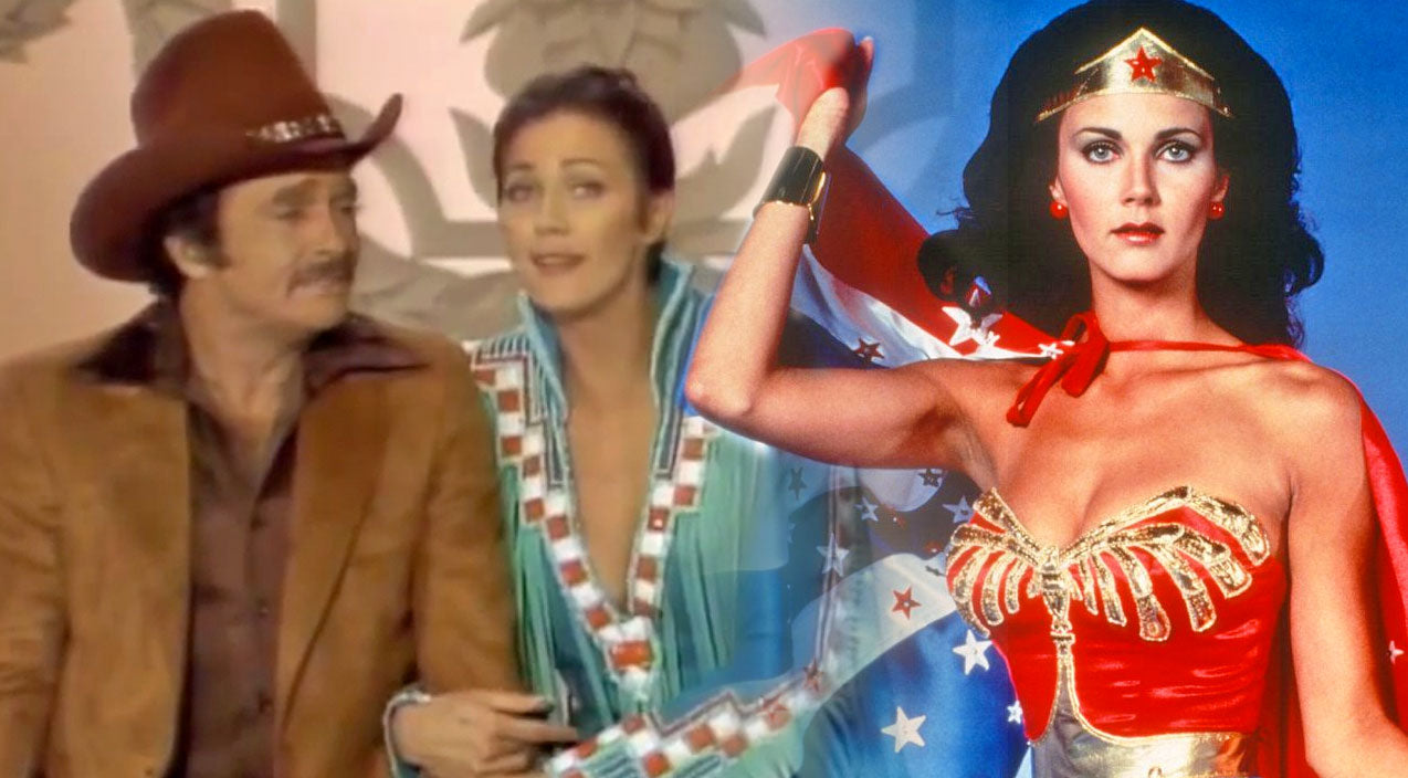 Merle haggard Songs | Merle Haggard and Wonder Woman Lynda Carter Perform 'What's A Little Love Between Friends' (LIVE) (WATCH) | Country Music Videos