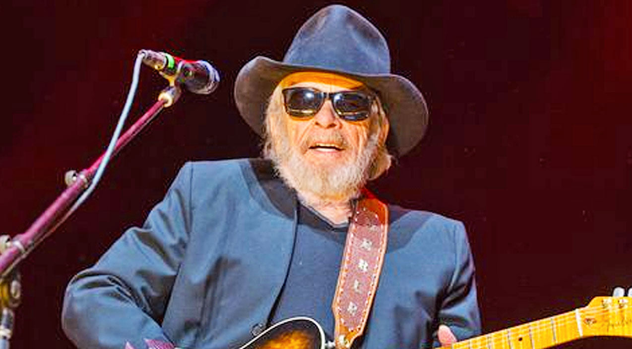 Merle haggard Songs | Merle Haggard Receives High Honor For First Time Ever | Country Music Videos