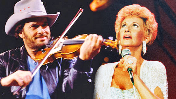 Tammy wynette Songs | Merle Haggard & Tammy Wynette - Okie From Muskogee (Live at Wembley, 1988) (WATCH) | Country Music Videos