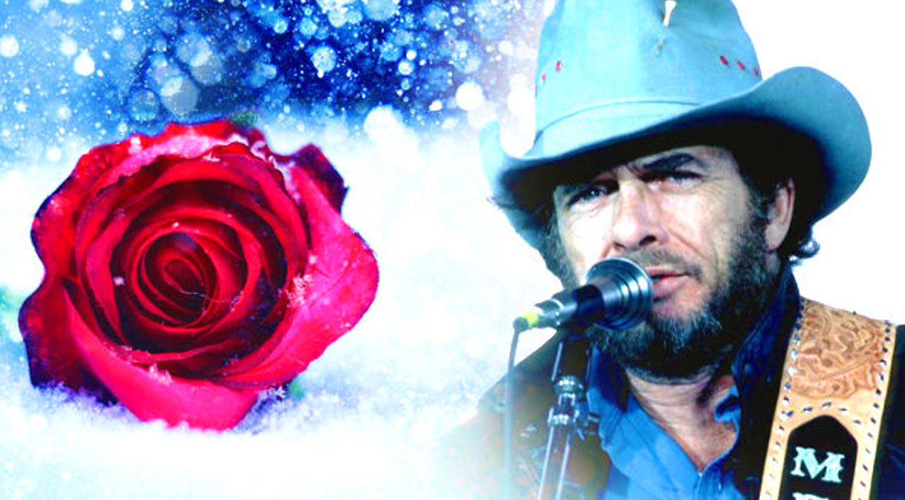 Merle haggard Songs | Merle Haggard Amazes With 1979 Hidden Gem 'Roses In The Winter' | Country Music Videos