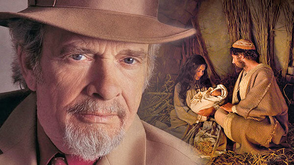 Merle haggard Songs | Merle Haggard - Silent Night (VIDEO) | Country Music Videos