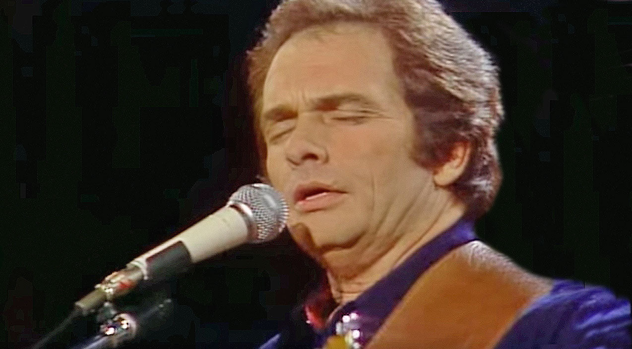 Merle haggard Songs | Merle Haggard Delivers Iconic Performance Of 'Silver Wings' | Country Music Videos