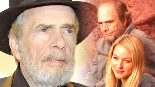 Merle haggard Songs | Merle Haggard and Jewel - Silver Wings (Live) | Country Music Videos
