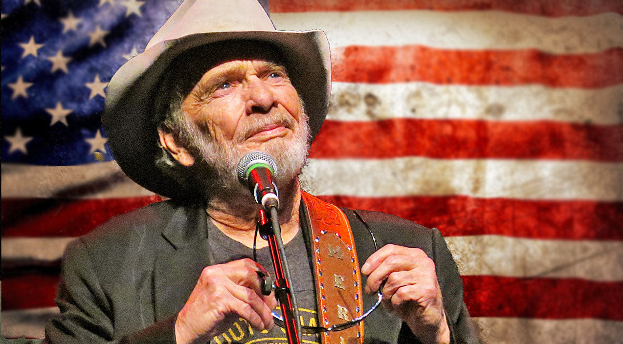 Merle haggard Songs | Merle Haggard Honors Those Who Gave The Ultimate Sacrifice In Tearjerking 'Soldier's Last Letter' | Country Music Videos