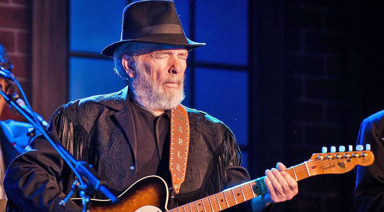 Merle haggard Songs | Merle Haggard Struggles On Stage Following Battle With Pneumonia | Country Music Videos