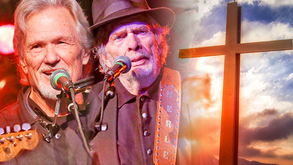 Merle haggard Songs | Merle Haggard and Kris Kristofferson - Why Me Lord? (Live) | Country Music Videos