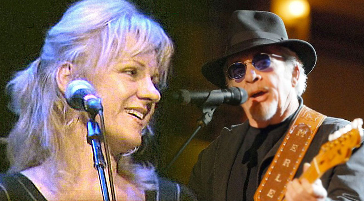 Merle haggard Songs | Merle Haggard & Son Benny Perform Together While Wife Theresa Watches Adoringly | Country Music Videos