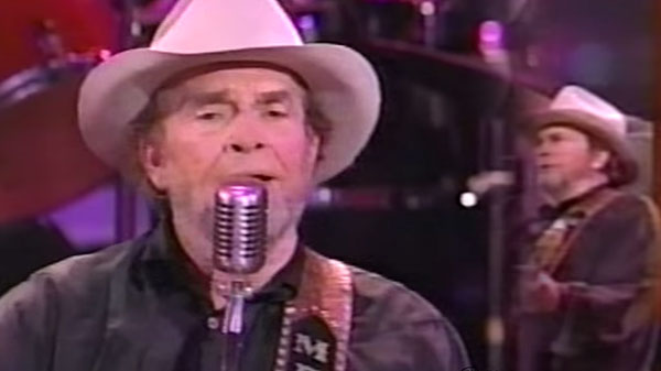 Merle haggard Songs | Merle Haggard - Daddy Frank (LIVE) | Country Music Videos