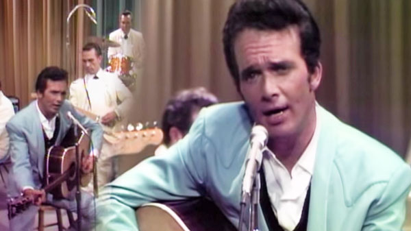 George jones Songs | Merle Haggard - Branded Man (Live 1968) (WATCH) | Country Music Videos