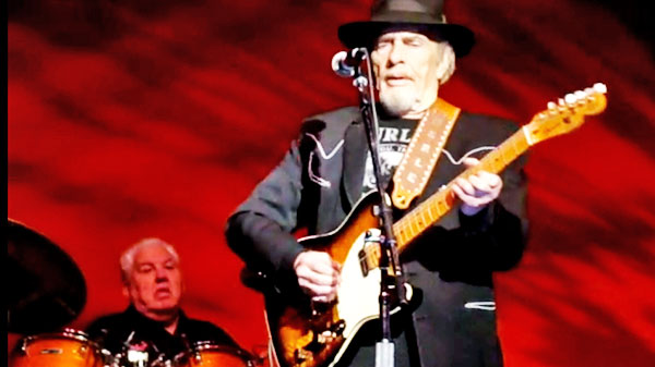 Merle haggard Songs | Merle Haggard - Going Where The Lonely Go | Country Music Videos