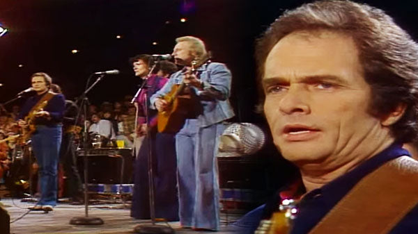 Merle haggard Songs | Merle Haggard - Silver Wings (VIDEO) | Country Music Videos