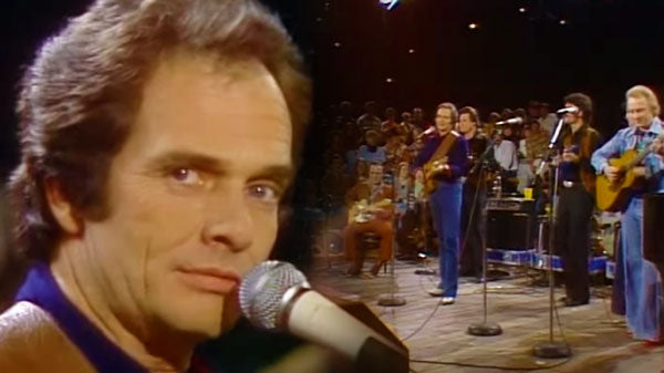 Merle haggard Songs | Merle Haggard - A Working Man Can't Get Nowhere Today (LIVE) (VIDEO) | Country Music Videos