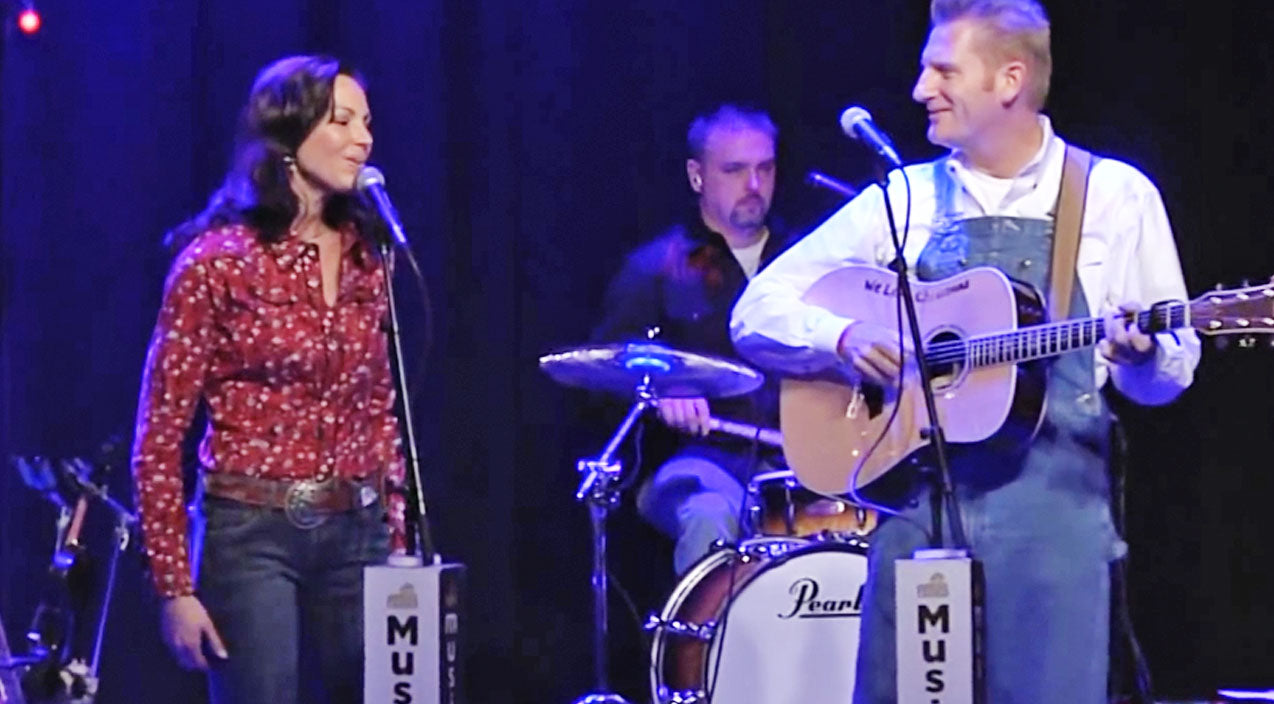 Merle haggard Songs | Joey + Rory's Rendition Of 'If We Make It Through December' Will Break Your Heart | Country Music Videos