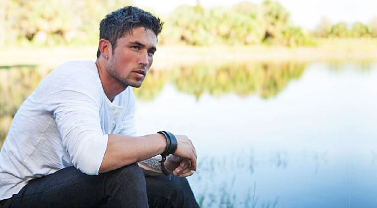 Michael ray Songs | Country Newcomer Reminds Us What Country Music Is All About With 'Real Men Love Jesus' | Country Music Videos