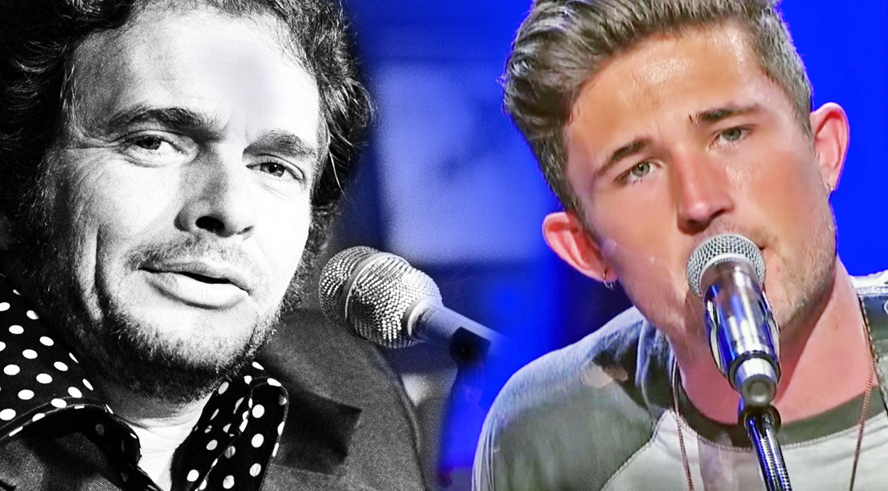 Modern country Songs | Michael Ray Pays Tribute To Merle Haggard With 'Today I Started Loving You Again' | Country Music Videos