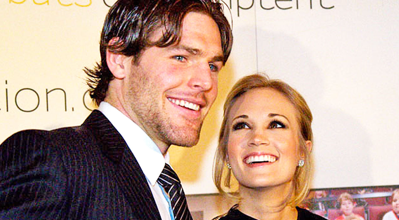 Mike fisher Songs | Carrie Underwood & Mike Fisher Share Photo Of Their 'Little Man's' Big Adventure | Country Music Videos