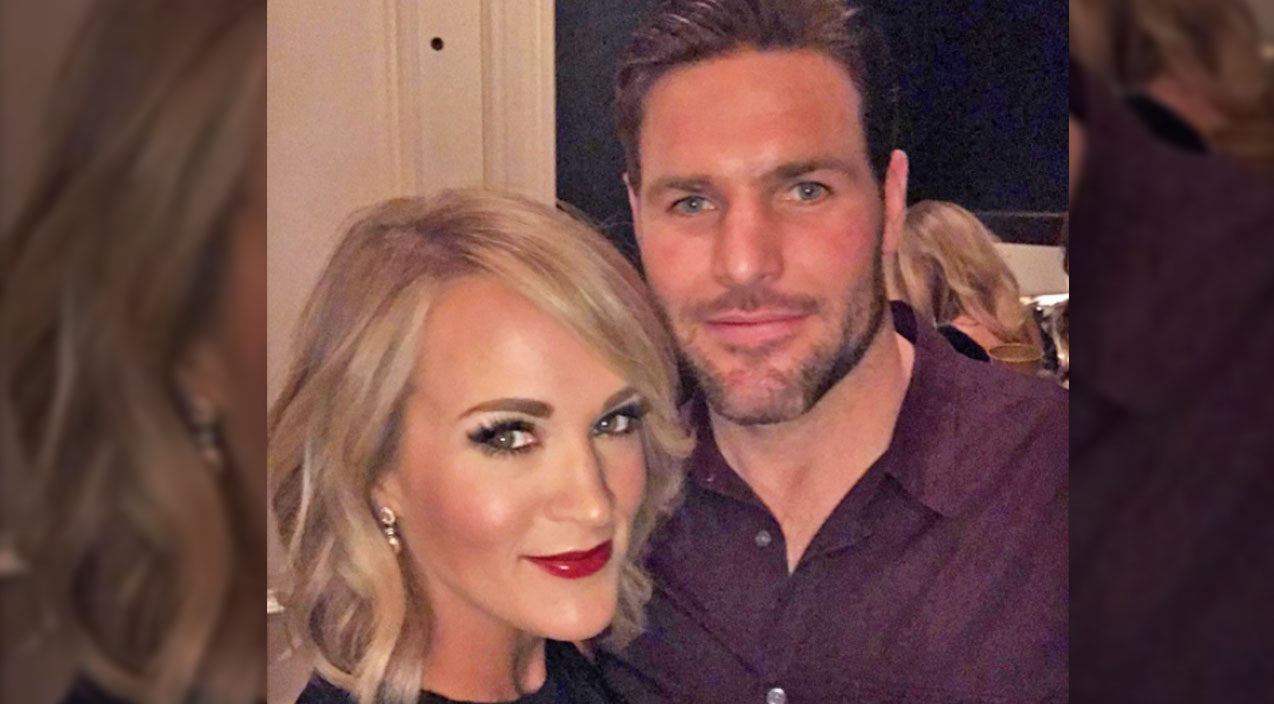 Mike fisher Songs   Carrie Underwood In Awe Of Her Husband's Dance Moves   Country Music Videos