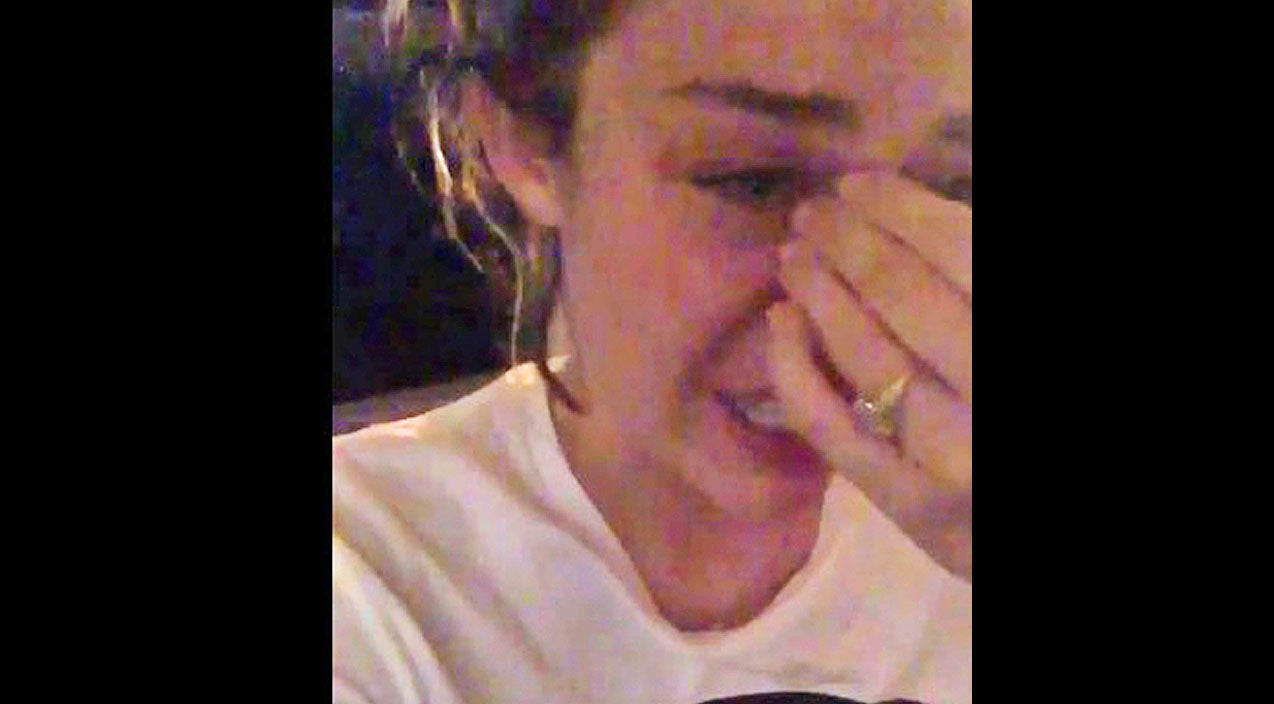 Miley cyrus Songs | Tearful Miley Cyrus Reacts To Election Results | Country Music Videos