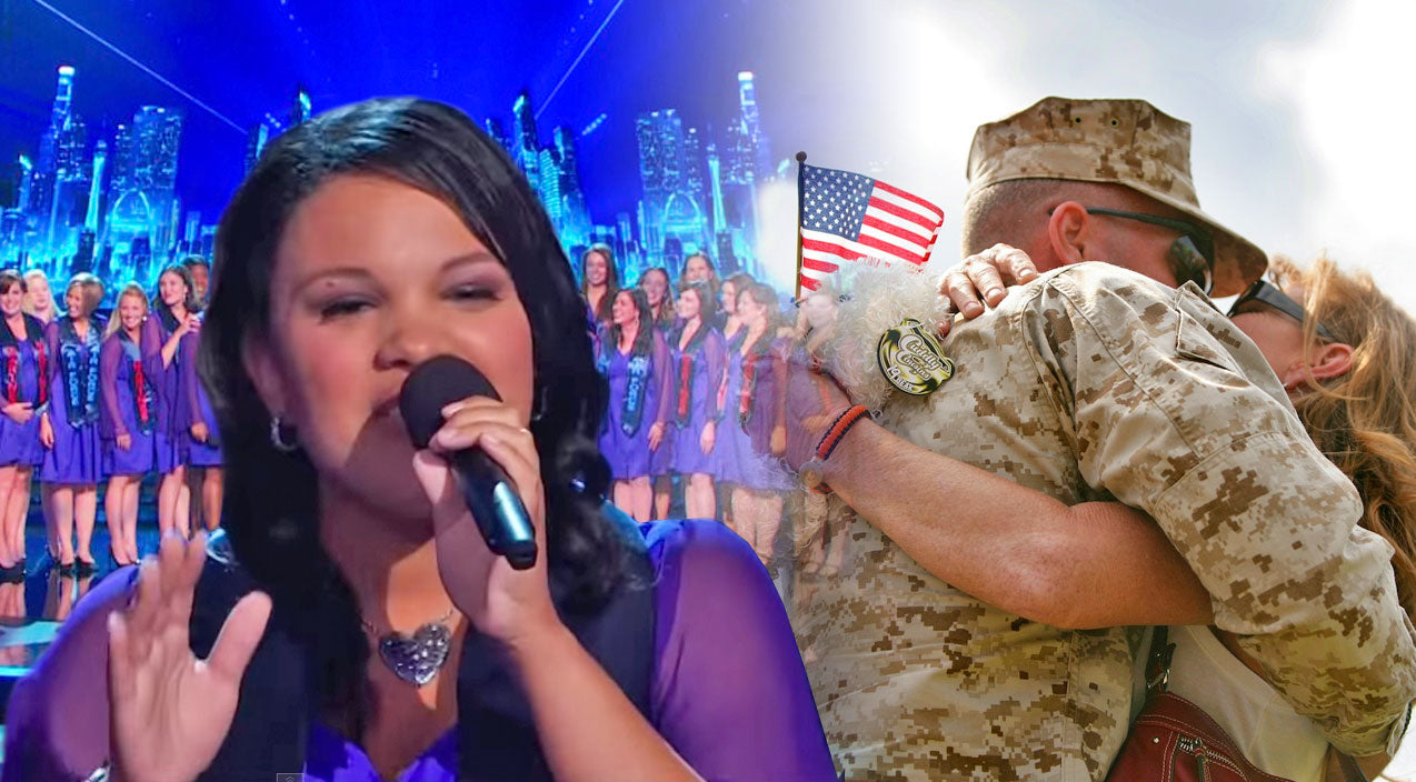 Classic country Songs | Military Wives' Powerful Tribute to their Heroes Will Make You Tear Up (WATCH) | Country Music Videos