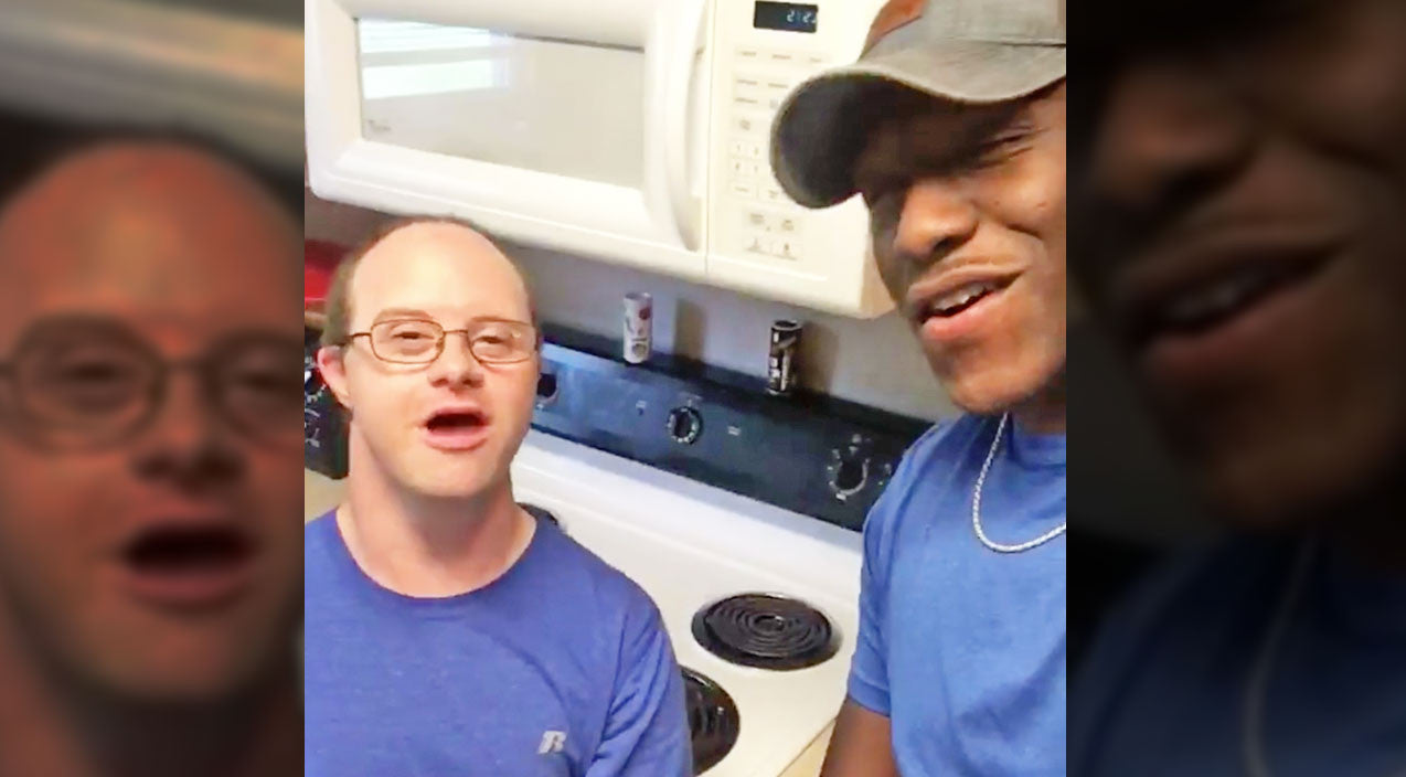 Milton patton Songs | 'AGT' Star Sweetly Sings 'Tennessee Whiskey' With 'Brother' Who Has Down Syndrome | Country Music Videos