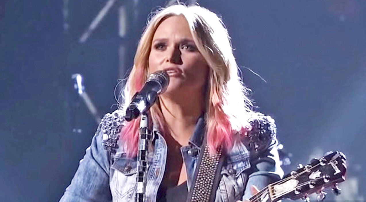 Modern country Songs | Miranda Lambert's CMA Song Choice Too Fitting To Be Pure Coincidence? | Country Music Videos