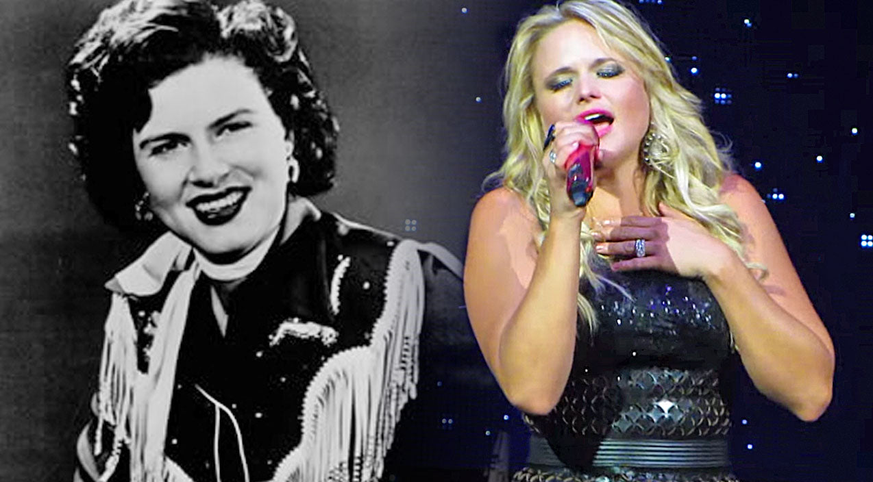 Patsy cline Songs | Prepare To Be Dazzled By Miranda Lambert Singing Patsy Cline's 'Crazy' | Country Music Videos