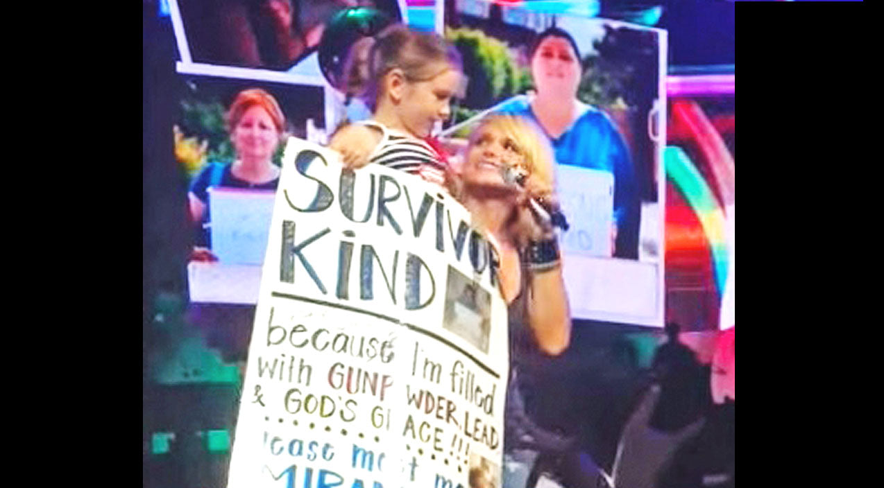 Modern country Songs | Miranda Lambert Makes Young Fan's Greatest Wish Come True | Country Music Videos