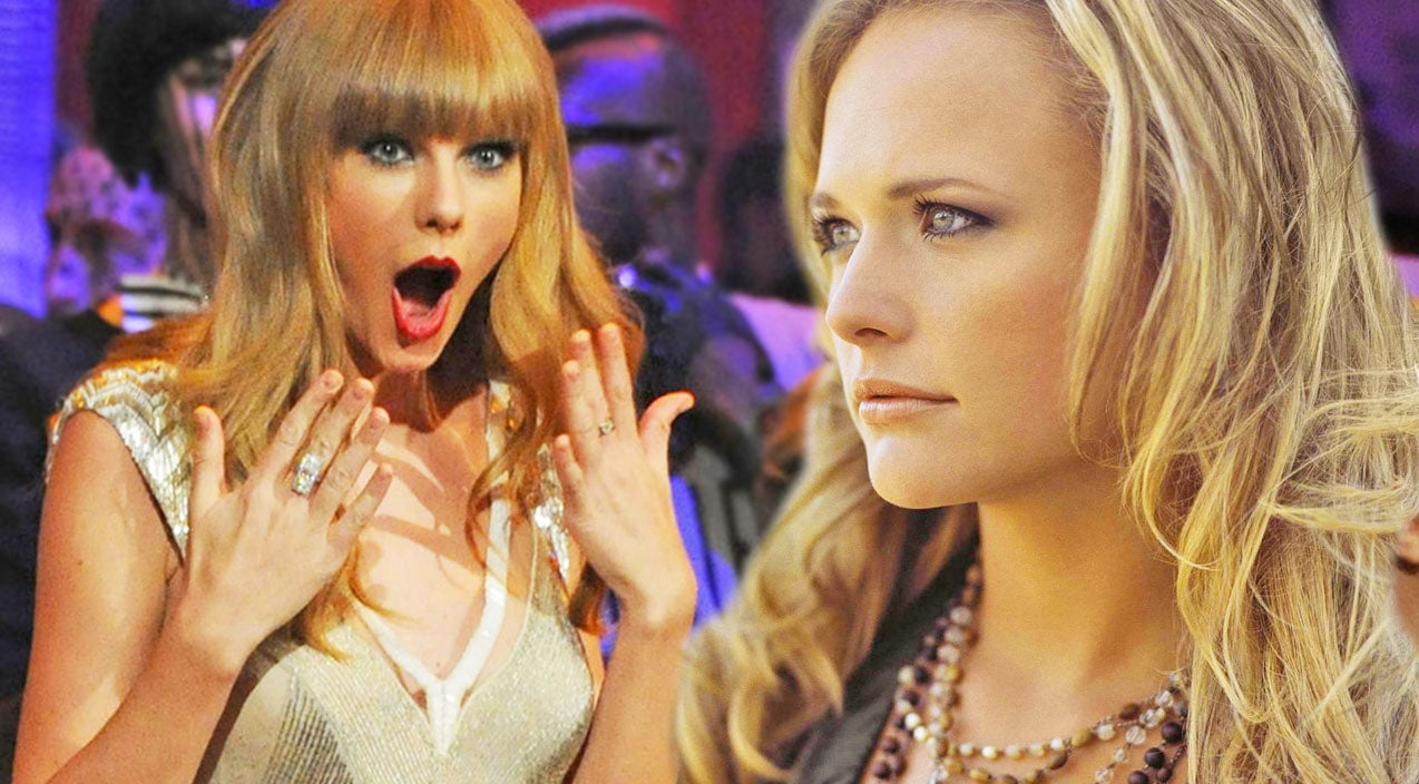 Taylor swift Songs | Miranda Lambert Challenges Taylor Swift With 'Bad Blood' | Country Music Videos