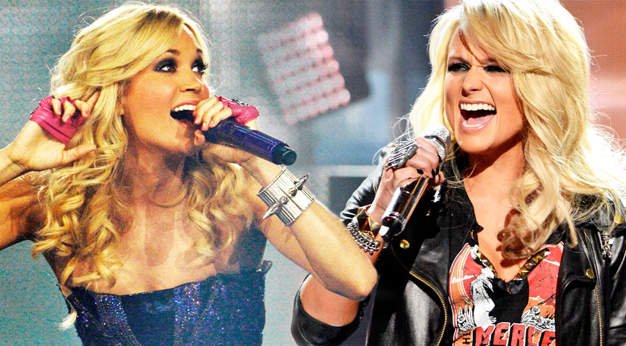 Miranda lambert Songs | Miranda Lambert And Carrie Underwood's Sassy Duet Of 'Before He Cheats' Meets 'Gunpowder And Lead' | Country Music Videos